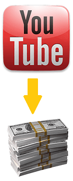 money from youtube
