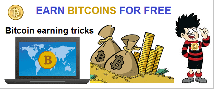 Earn Free Bitcoins from Best Bitcoin Faucets & BTC Earning sites list
