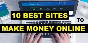 best online money earning sites