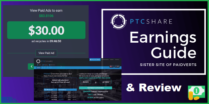 ptc share earnings gudie and review