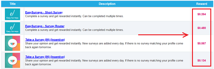 survey time offersbux