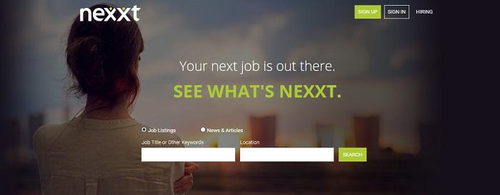 Nexxt Freelancer stite